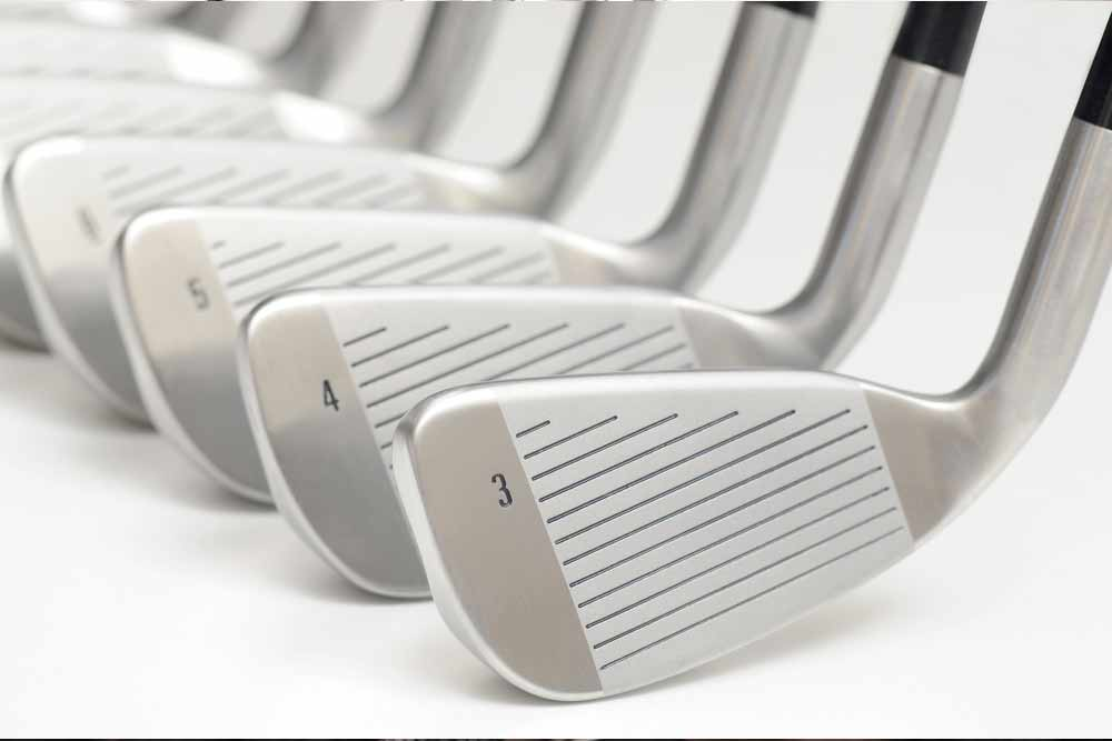 how to clean golf irons