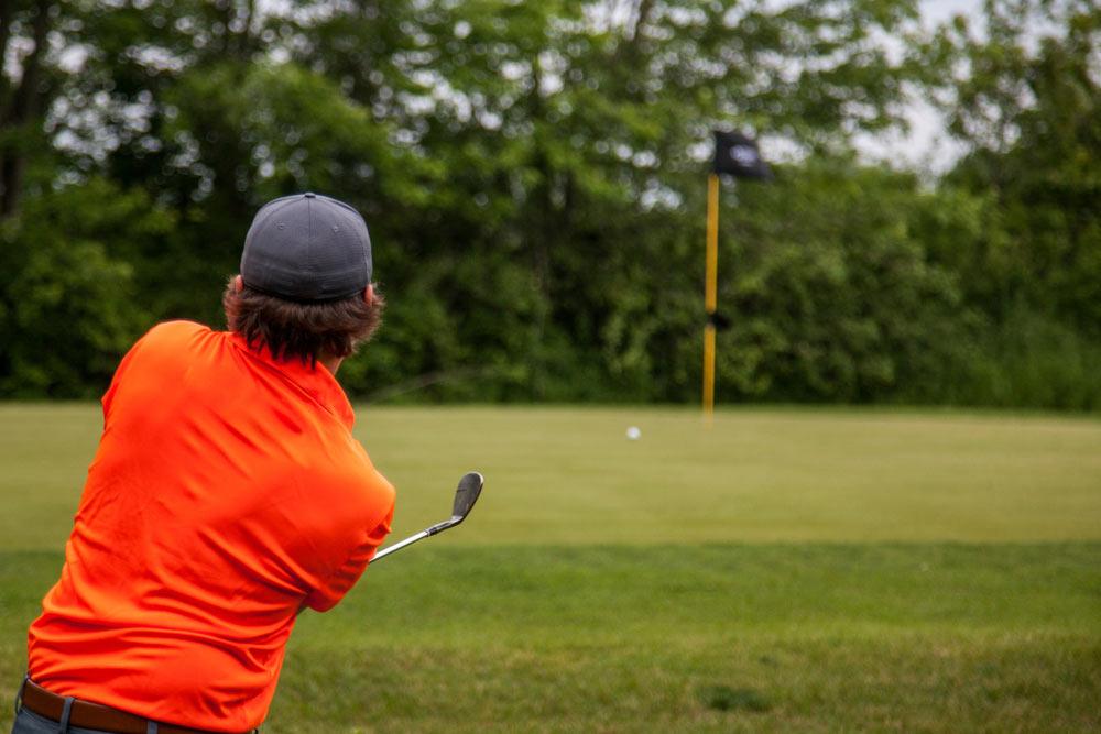 short pitch and run golf shot tips